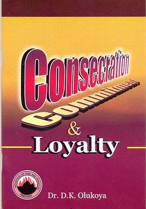 Concecretion and Loyality
