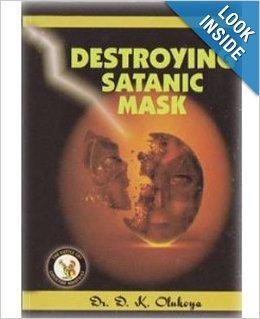 Disgrasing Satanic Mask