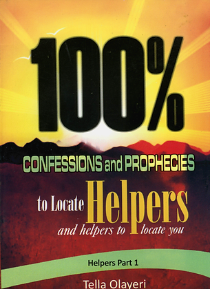 100 PERCENT CONFESSIONS AND PROPHECIES TO LOCATE H