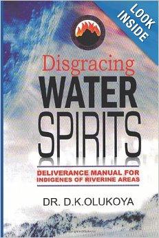 Digrasing Water Spirit
