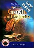 The Secrete of Spiritual Growth