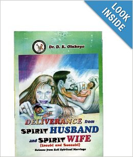 Deliverance from the Spirit Husband and Wife