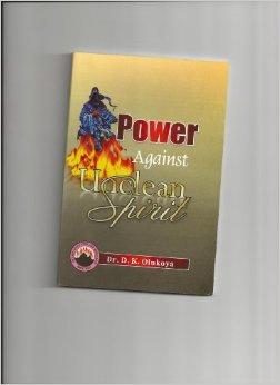 Power against Unclean Spirit