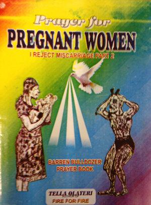 PRAYERS FOR PREGNANT WOMEN
