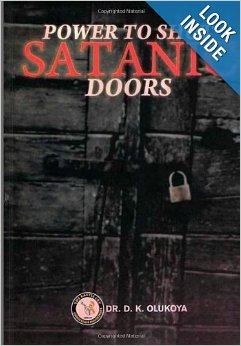 Prayer to Shut Satanic Doors