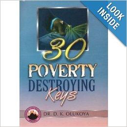 30  Poverty Destroying Keys