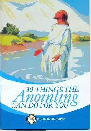 30 Things Annoiting Can do for You