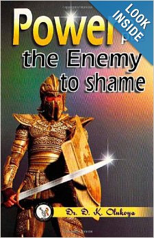 Power To Put The Enemies To Shame