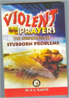 Violent Prayers to Disgrace Sturborn Situation