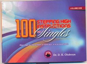 100 Stepping High Instructions For Singles