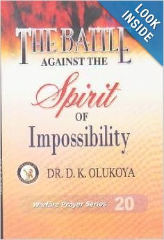 The Battle Against The Spirit of Imposibility