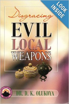 Disgrasing Evil Local Weapons