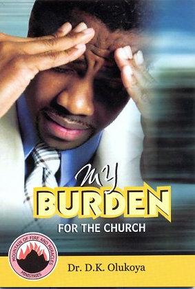 My Borden For the Church