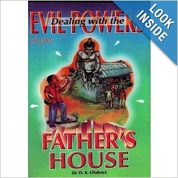 Dealing with the Evil Power of Your Fathers House