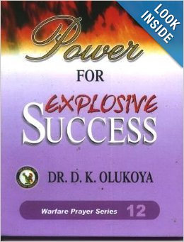 Power for Explosive Sucess