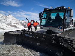 Ski Area Alalin (Saas-Fee)