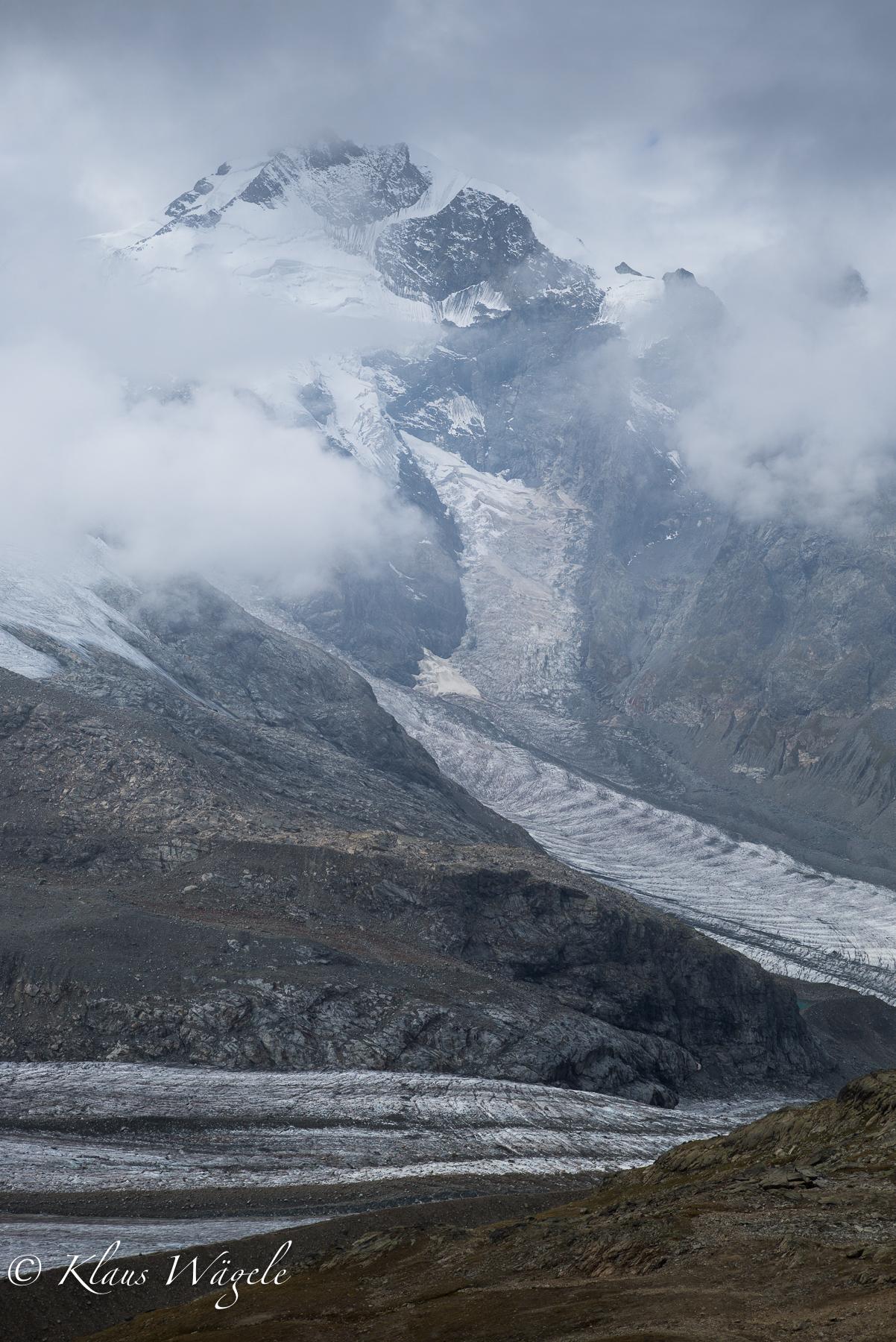 Glacier Morteratsch, Pers