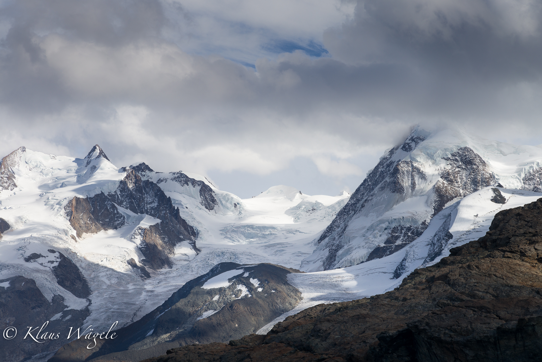 Monte Rosa, Liskamm (Zermatt)