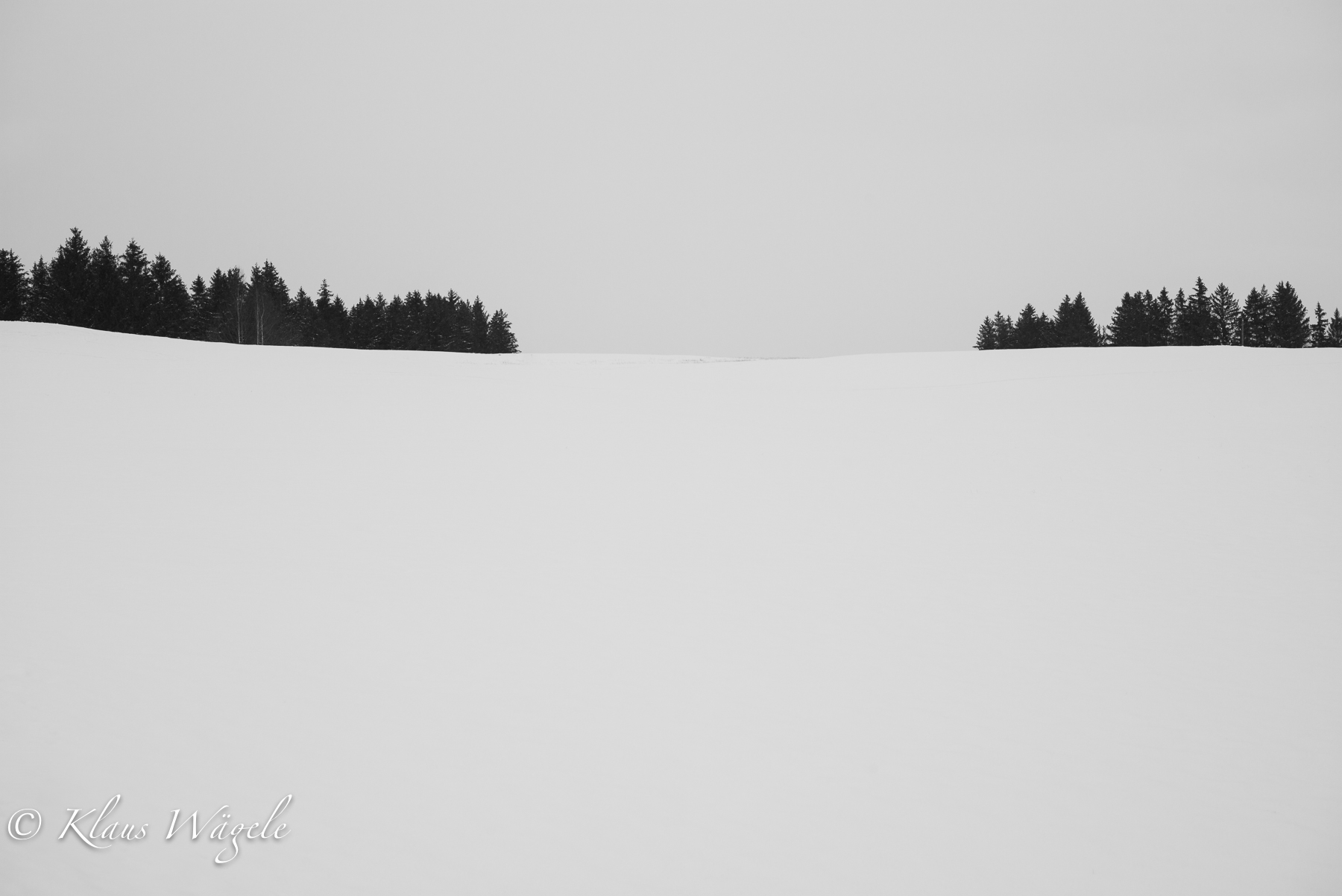 Snow (Bavaria, Germany)