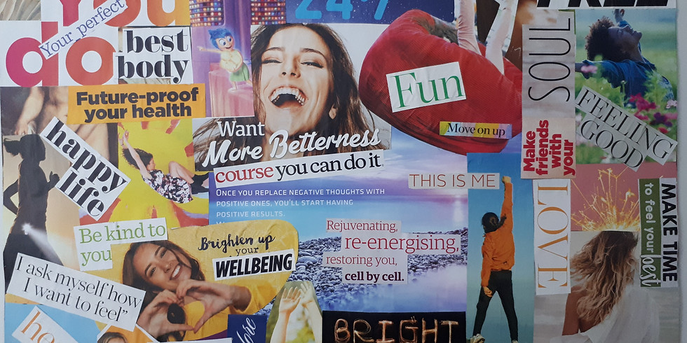 Vision Board Workshop with NLP