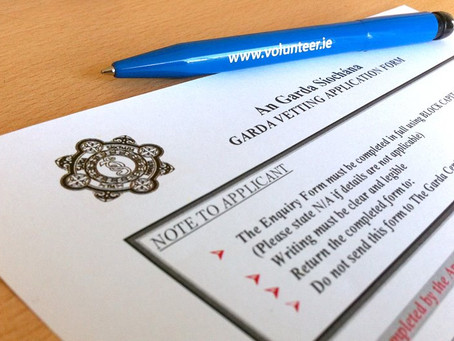 Garda Vetting - what you need to know
