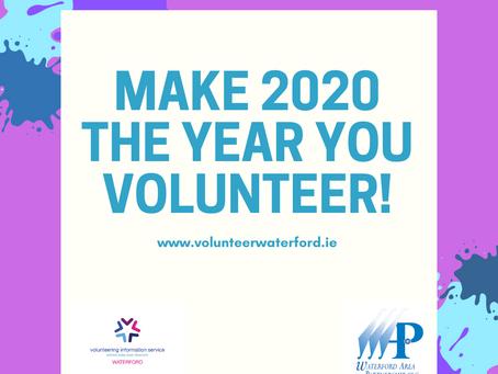 Waterford Volunteer Centre 2020