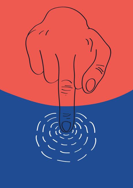 Plakat-palec w wode.jpg