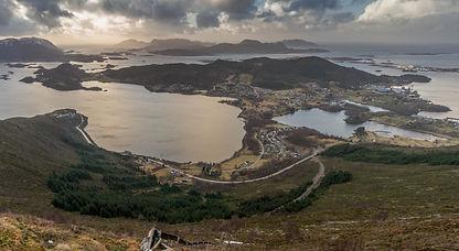Dimnøya Frå Garneshornet