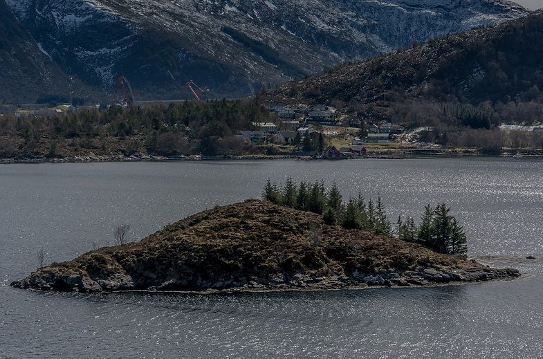 Dimnaholmen