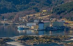 Tjørvåg frå Røyrafjellet