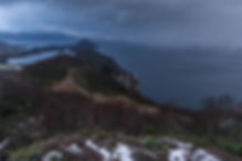 Ramnefloget, Engeskardet og Åsenfjellet