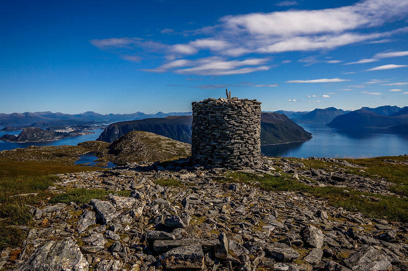 Signalhornet mot Ålesund