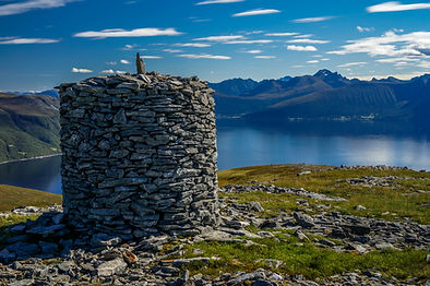 Signalhornet Mot Vartdalsfjorden