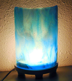 Panel Lamp Whispy Blue