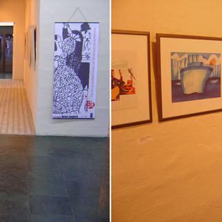 XVI Salão Internacional de Desenho para Imprensa - Porto Alegre - 2008