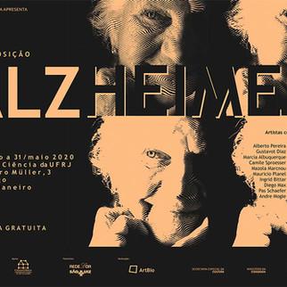 Exposição Alzheimer - Rio de Janeiro, 2020