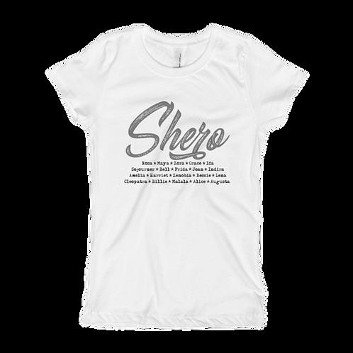 Shero Tee-Shirt (Beautiful Khaos Studio)