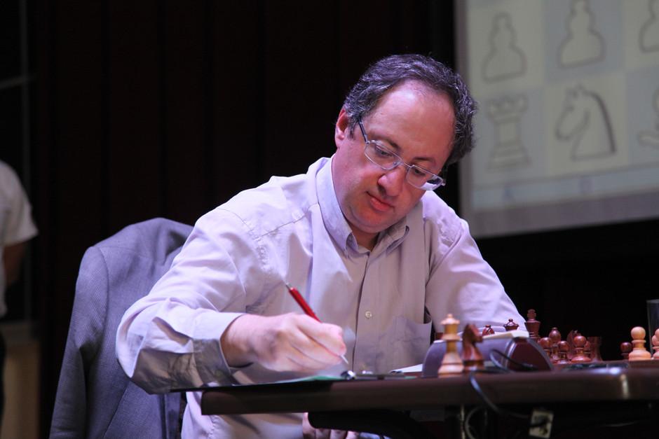 An Interview with Boris Gelfand