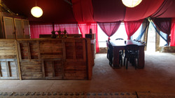 אוהל אירוח בגליל