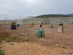פיינטבול בטבריה