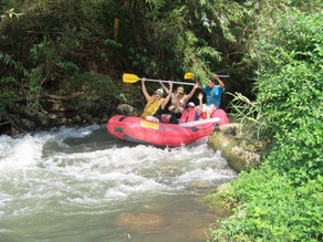 Taly's Travel: A wet summer in southern Golan, Kinneret