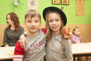 Детский праздник - «ПАСХУ РАДОСТНО ВСТРЕЧАЕМ»!