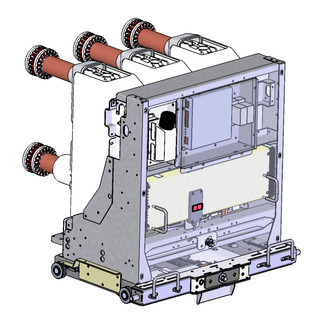 Этап модернизации КРУ-10 «Universal»
