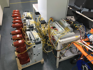 Вакуумный выключатель ВЭЛМ-10 успешно прошел испытания с быстродействующим автоматическим вводом рез