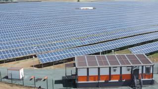 ОПУ для солнечных электростанций