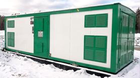 Энергоснабжение тепличного комбината «Журиничи»