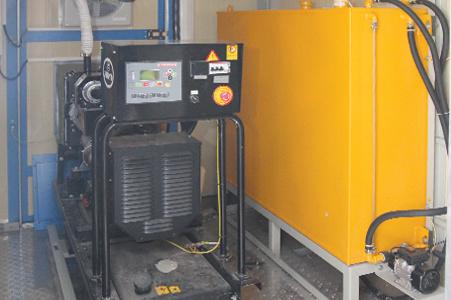 Агрегат и топливный бак