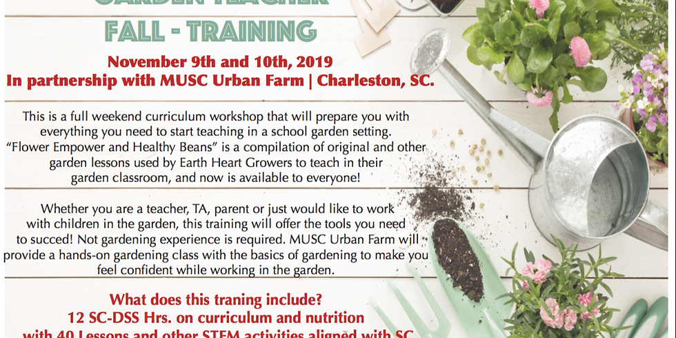 Garden Teacher Training