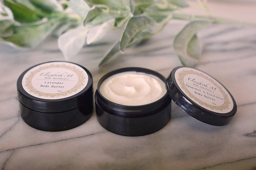 2 oz Whipped Body Butter