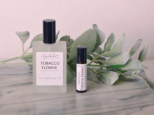 Tobacco Flower Unisex Perfume Bottle